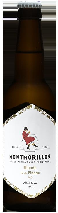 Bieres de Montmorillon Blonde